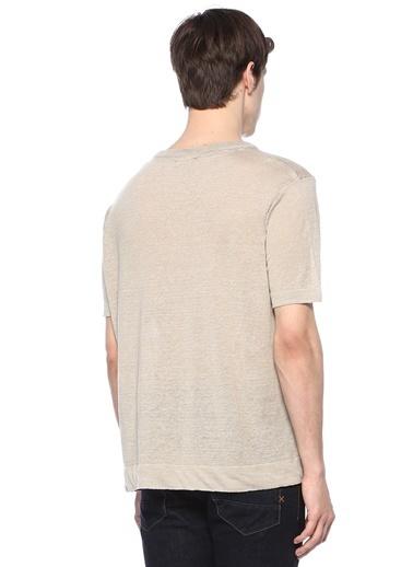 American Vintage Tişört Taş